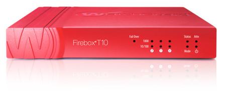WatchGuard Firebox T10, protección para teletrabajadores y pequeñas oficinas