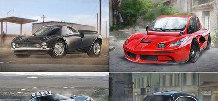 Alguien ha jugado a ser Dios con los coches, y estos son los siete engendros resultantes