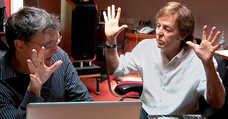Paul McCartney trabajando junto a Bungie en la música de su nuevo proyecto
