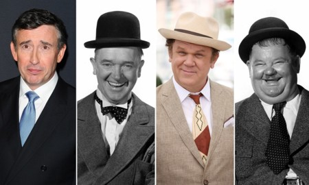 Steve Coogan y John C. Reilly darán vida a Stan Laurel y Oliver Hardy