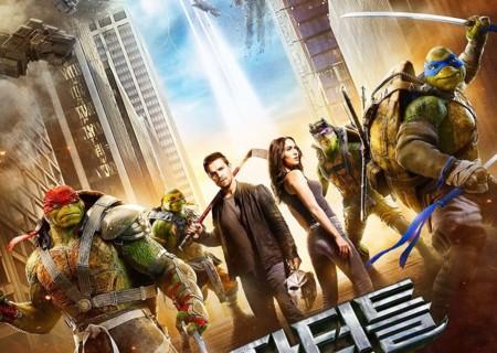 Taquilla USA: Las tortugas ninja ya no interesan tanto pero vuelven a lograr el nº1