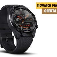 TicWatch Pro LTE, el reloj inteligente con 4G y Wear OS con el que (casi) puedes prescindir de tu móvil, rebajadísimo hoy en Amazon