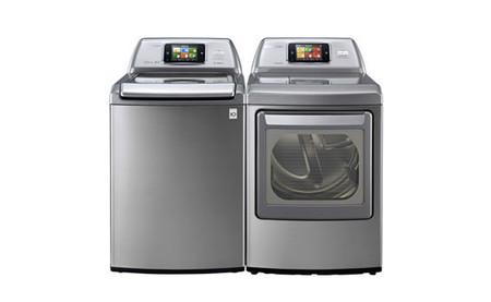 Rumor: LG podría estar trabajando en una lavadora sin agua