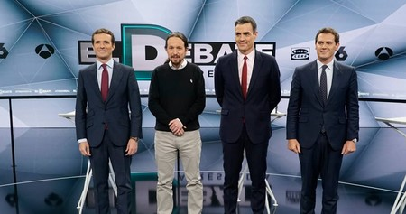 El debate electoral 23A grabado a 8K nos da una idea de cómo se verán las emisiones televisivas en un futuro no muy lejano