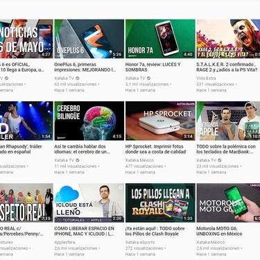 Youtube USA está haciendo pruebas que pueden invisibilizar tu canal de cara a los suscriptores