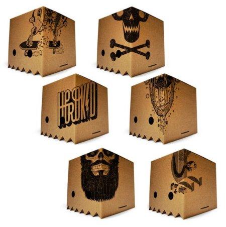 Cajas Magic Box