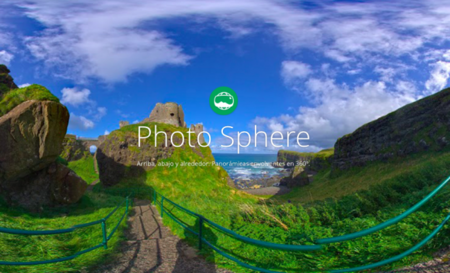 Photo Sphere Camera de Google ahora disponible para iOS