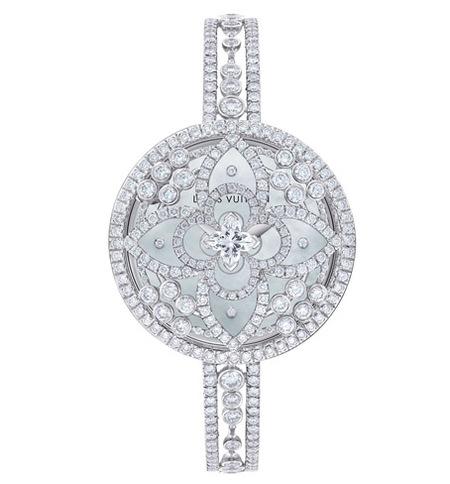 "Relojes de la colección ""Les Ardentes"" de Louis Vuitton"
