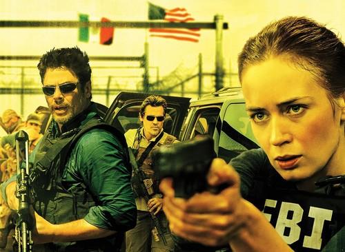 'Sicario', la película