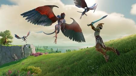 Gods & Monsters ha cambiado su nombre y pasará a llamarse Immortals: Fenyx Rising