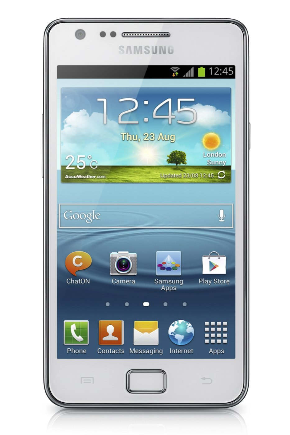 Foto de Samsung Galaxy S2 Plus (2/10)