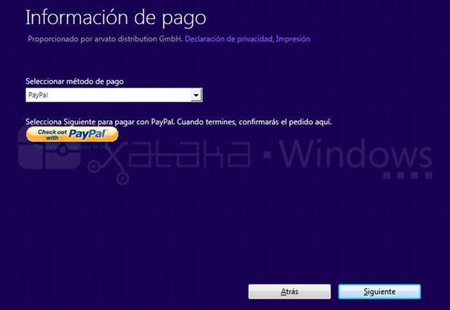 Foto de Comprar Windows 8 por Internet paso a paso (12/22)