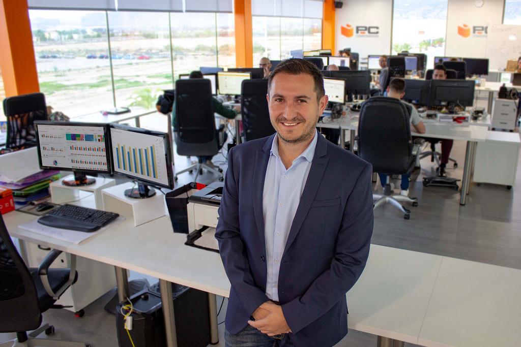 """Alfonso Tomás, CEO de PcComponentes: """"Si hubiésemos tomado determinaciónes precipitadas cuando llegó Amazon™ hóy no estaríamos aquí"""""""