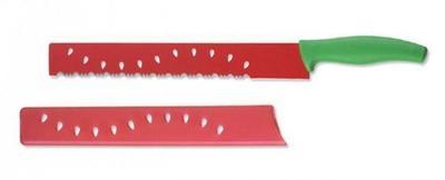 Un cuchillo para cortar sandías
