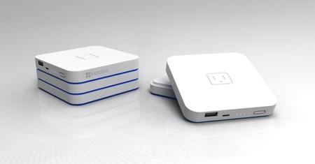 Exogear Exovolt Plus, el primer sistema de baterías externas apilables del mundo