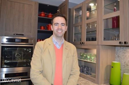 Casa Decor 2015. Steven Littlehales nos presenta su cocina 'Rethink Classic'