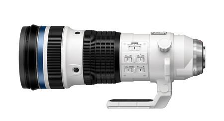 Olympus M Zuiko Digital Ed 150 400mm F45 Tc125x Is Pro 02