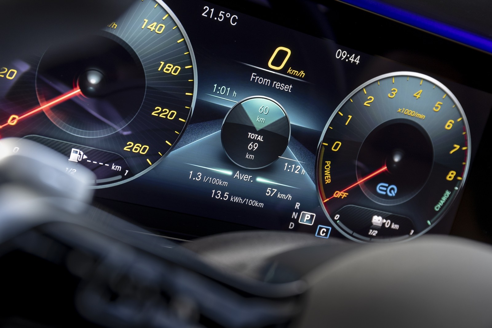 Foto de Mercedes-Benz Clase E 2020, prueba contacto (57/135)