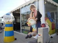 Qué  hacer y qué no hacer cuando no quieres meter una moneda en los recreativos infantiles