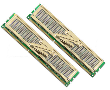 OCZ 1 GB DDR3 Gold