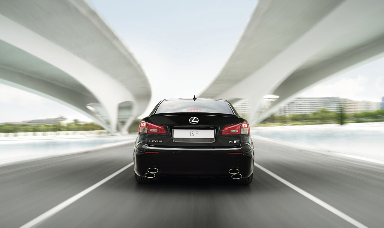 Foto de Lexus IS-F 2011 (3/13)