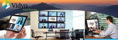 Vidyo, telepresencia como solución profesional a la videoconferencia