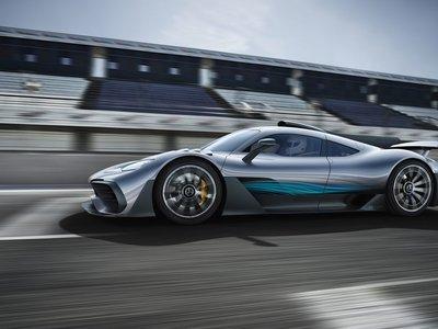 Video: Los creadores del Mercedes-AMG Project One nos explican exactamente de qué se trata el auto