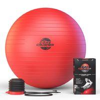 Sólo hoy: Machaca tus abdominales con esta pelota Core Crusher de 65cm por 11,86€ en Amazon