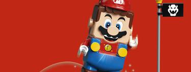 LEGO y Nintendo suman fuerzas con una espectacular línea de sets interactivos de Super Mario
