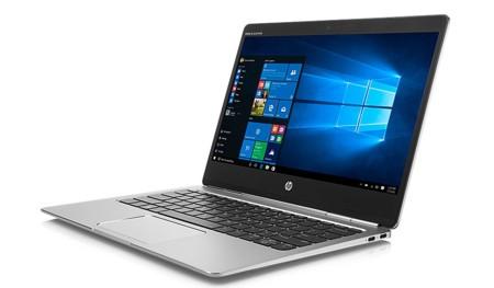 El nuevo HP EliteBook Folio es más delgado y ligero que nunca, y llega con pantalla 4K