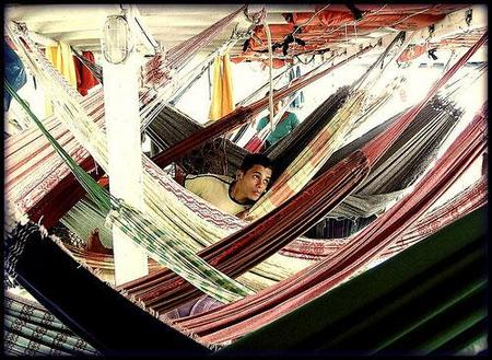 Amazonas en barco