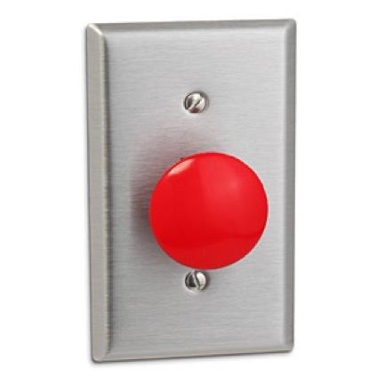 Utiliza un botón de pánico como interruptor