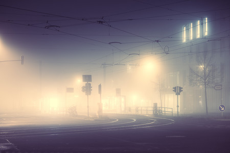 Andreas Levers At Night