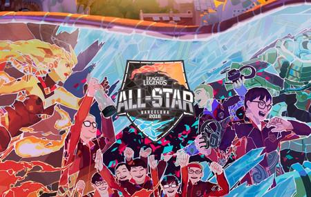 Todas las estrellas irán al All-Stars excepto la amarilla