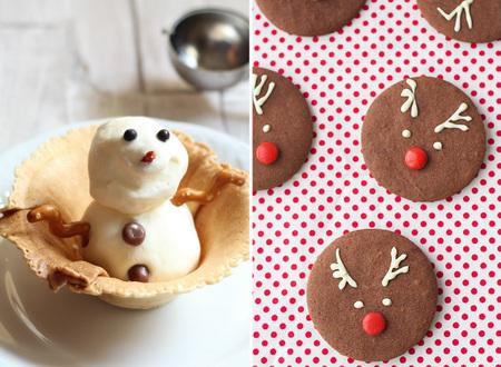 Recetas de Navidad para hacer con niños