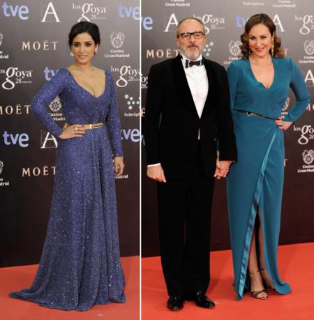 Iván Campaña Premios Goya 2014