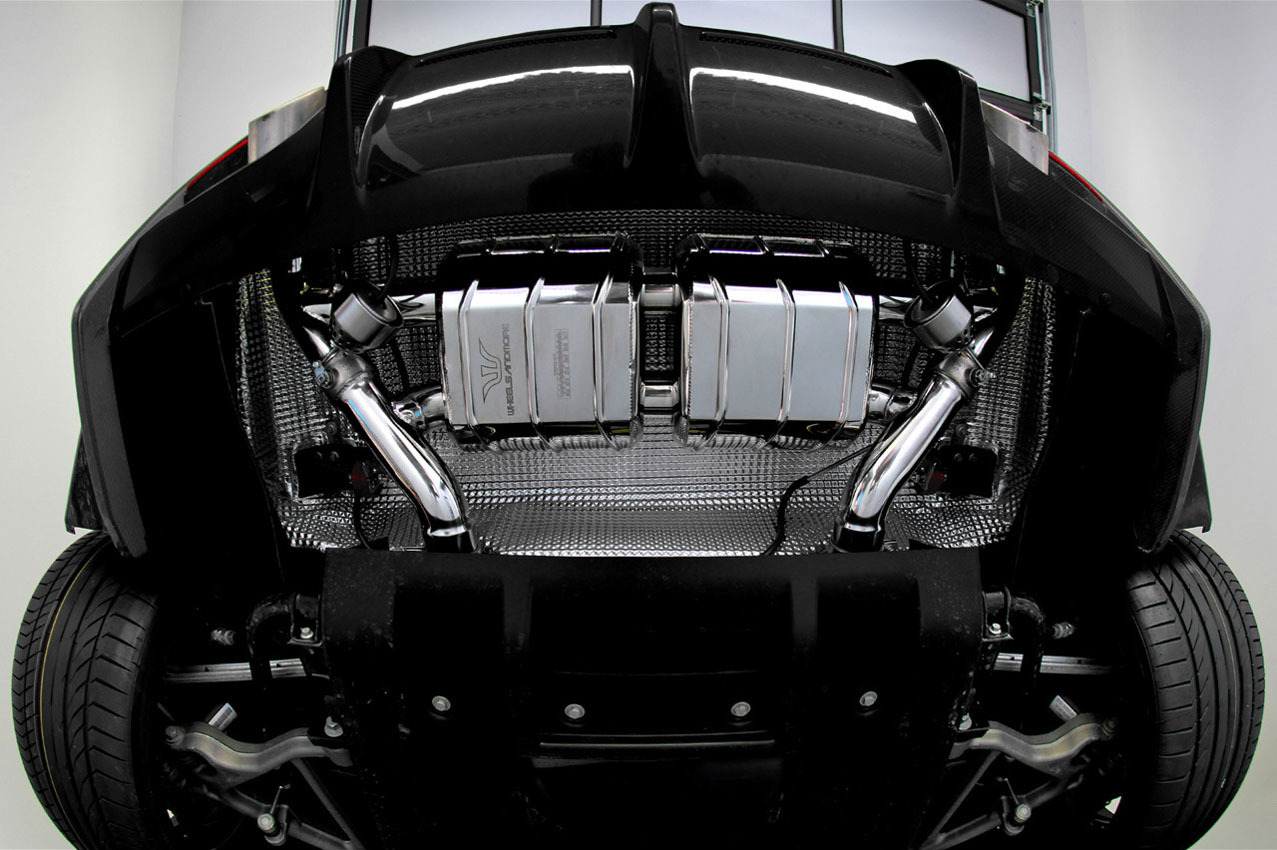 Foto de Wheelsandmore Aston Martin DBS Carbon Edition (8/14)