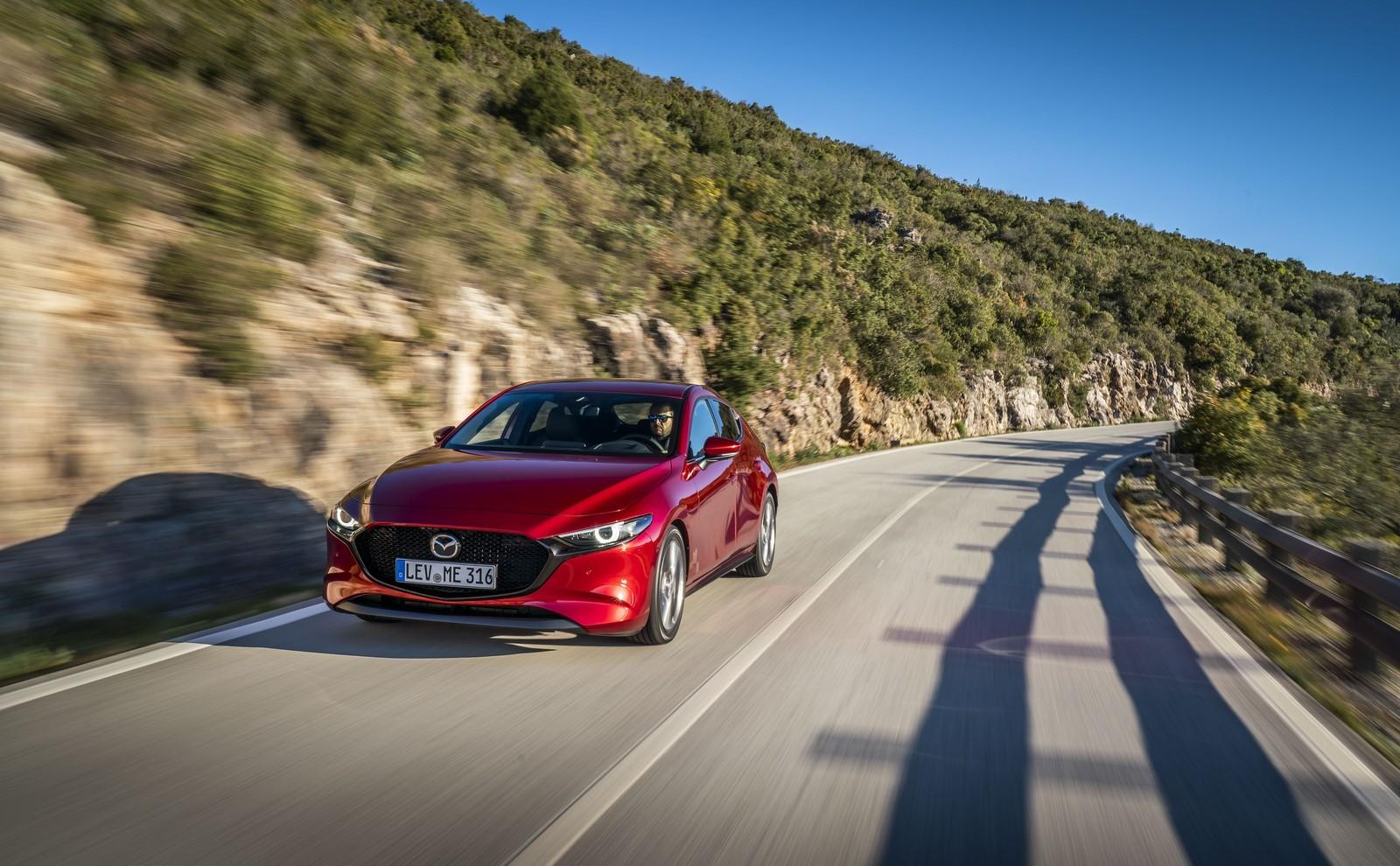 Foto de Mazda3 2019 (52/128)