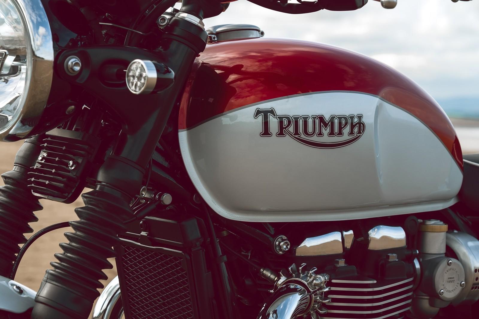 Foto de Triumph Bonneville T120 Bud Ekins 2020 (19/27)