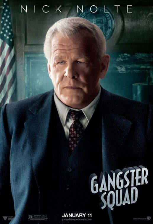 Foto de 'Gangster Squad (Brigada de élite)', los carteles (13/18)