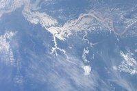Contempla el río Amazonas (y otros lugares) desde la Estación Espacial Internacional