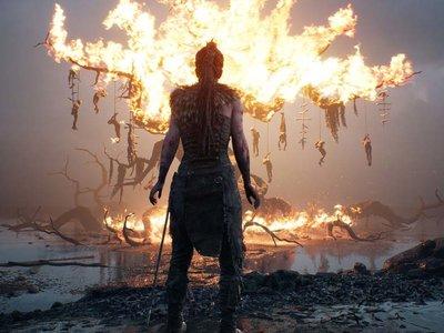 Hellblade, el videojuego que puede borrar tu partida si mueres varias veces