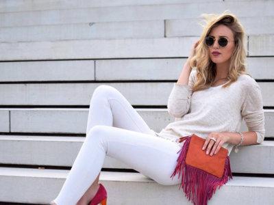 El último capricho de Sara Carbonero y Paula Echevarría son los bolsos customizados de Paula Franco