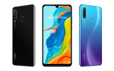 Huawei P30 Lite Color