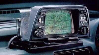Honda Electro Gyro-Cator, cuando el GPS no era un GPS