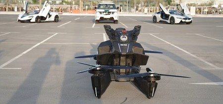 Hoverbike S3 1