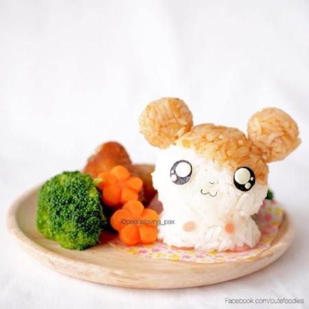 Cute Foodies, arte y diversión en forma de comida en miniatura