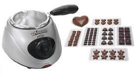 Máquina para hacer chocolates