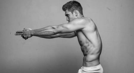 Rutina de modelo: Felipe Hernández