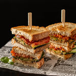 Siete sándwiches saludables y vegetarianos, ideales para el verano